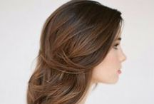 Hair / Wedding hair ideas and inspiration for the beauty-obsessed bride / by Elizabeth Anne Designs