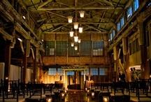 Soirees: Venues - Near & Far / Virtual venue photobook / by Asia | Sparrow Soirees