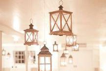 Lanterns / lantern wedding details and inspiration / by Elizabeth Anne Designs