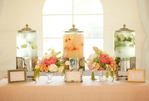 Food Bars and Stations / by Elizabeth Anne Designs