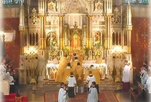 "Traditional Latin Mass / ""Extraordinary Form of the Roman Rite"" or ""Extraordinary Rite"" or ""Tridentine Mass"" / by Discount Catholic Products"