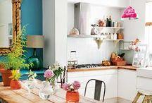 kitchen / by Lydia