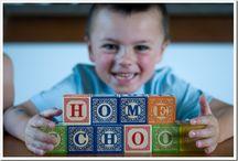 Homeschool ❤ / by Hannah Walz