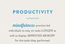 headspace on... / Meditation tips & Andyisms / by Headspace