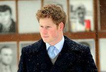 ♛HRH Henry Prince of Wales, Handsome Prince Harry♛ / by Summer Kolad