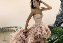Sweet&Chic ~ Cocktail, Evening & Party Dresses / #night moves #elegance #chic #classy #stylish / by Fernanda D'Aquino