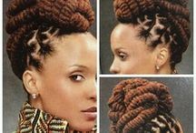 Lovely~LOCS / It's not a movement; it's just the way some love to wear their hair! / by Mama Eli