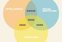 Nerd is the Word!! / by Tracy Thorne