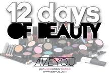 13 Days of Beauty / by AVEYOU Beauty Boutique