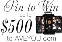 Be Our Beauty Contest / by AVEYOU Beauty Boutique