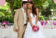 Wedding Day Bliss  / Finally engaged to the man of my dreams :) / by Laura Roberts