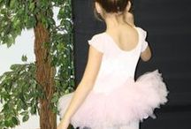 tiny dancers / Ballet and dance for kids and adults. / by Jeanne Beacom