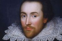 Bard of Avon / William Shakespeare / by Tracy Thorne