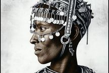 AFRICA adorned / by RAIN