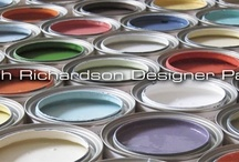 Paint Colors / by Melissa Atkinson
