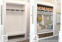 DIY Large Home Projects / by Judy Cash