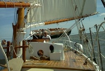 sailing / by Aj Dysart