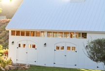 barns and stables / by Aj Dysart