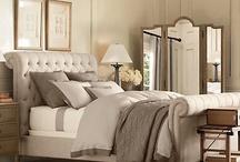 Bedrooms / by Joanna Ward