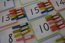 Learning Math/Numbers / For elementary aged children / by Amanda Whiley