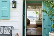 Welcoming doors / by Third Line