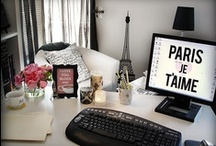 || Un-cubed || / your workspace should be as creative as the quality of work you plan to do / by Monica  || Caravan of Style