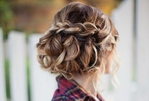 || Hair Style || / Braids, Curls, and everything in between / by Monica  || Caravan of Style