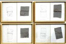 inspiración para ALDEA DE PORTILLO DE BUSTO / ARTE en relación con la memoria, los rostros, los pueblos, las historias, los documentos, los datos.... / by Sar Ilú