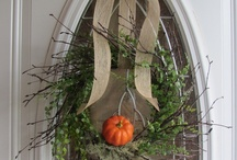 Fall: Halloween & Thanksgiving / by Molly Howard Ison