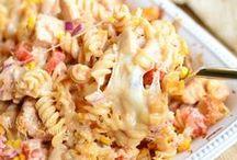 Potatoes Pastas Rice / by Tracy Johnson
