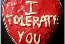 Funny valentine & More / by Chiara Menicatti