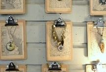 Show & Store Display Ideas / by Tracy Johnson