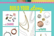 Origami Owl / Jewelry / by Jessica Ling
