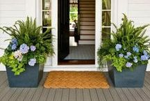 Outdoor Living / by Jessica Fanning