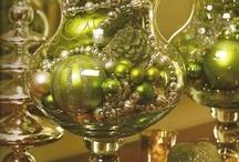 Christmas -- Glass Jars & Lanterns / christmas christmas jars jars jars lanterns lanterns lanterns decoration decoration filler filler  / by Mariel Hale