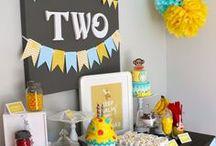 Party Ideas / by Jeanne Jackson