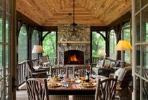 Rustic Decor / by Mary P