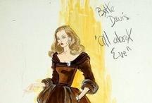Bocetos de moda / by Irma Deglané