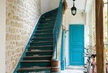 Casa, Chambre, Haus.  / by Hillary Bumpus