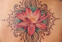 Tattoos / by Carly Brooke