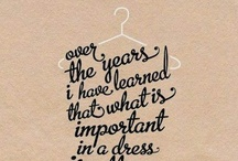 Fashion Wish List / by Shelby Gregg