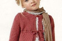 Little Girls' Clothing / by Suzanne McGuire
