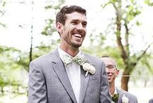 It's a grooms world! / Groom ideas, fashion, tips and hints.  / by Wedding Republic