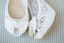 Tuesday Shoesday! / Wedding shoes we love for brides and their bridesmaids.  / by Wedding Republic