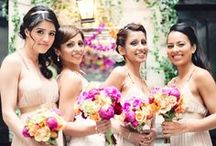 Bridesmaids / Lovely bridesmaids dresses and other accessories! / by Wedding Republic