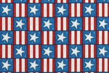 Patriotic Quilts / by Connie Jerrell