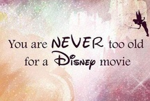 Talk Disney To Me / you are never too old for a disney movie / by Amber Kress