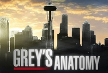 Grey's Anatomy / obsessed. / by Amber Kress