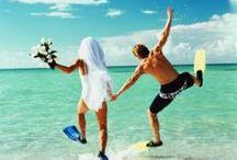 Honeymoon'in! / Honeymoon ideas and inspiration! / by Wedding Republic
