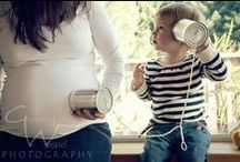 Baby On Board / pregnancy announcements, gender reveals, pregnancy photos / by Amber Kress